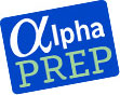 Alpha prep
